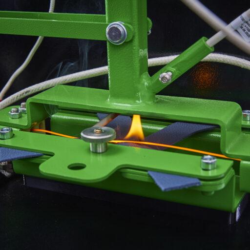 Оборудование для испытаний на огнестойкость