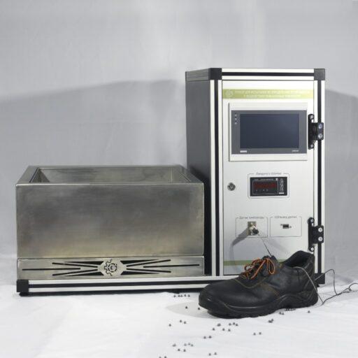 Прибор для испытания по определению устойчивости к воздействию повышенных температур