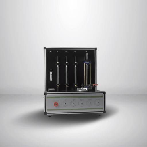 Прибор для измерения воздухонепроницаемости текстильных материалов
